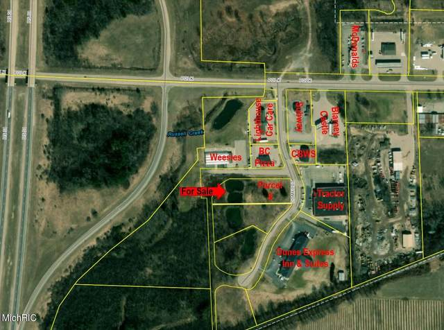 Lot 8 Comfort Drive, Hart, MI 49420 (MLS #21010721) :: CENTURY 21 C. Howard