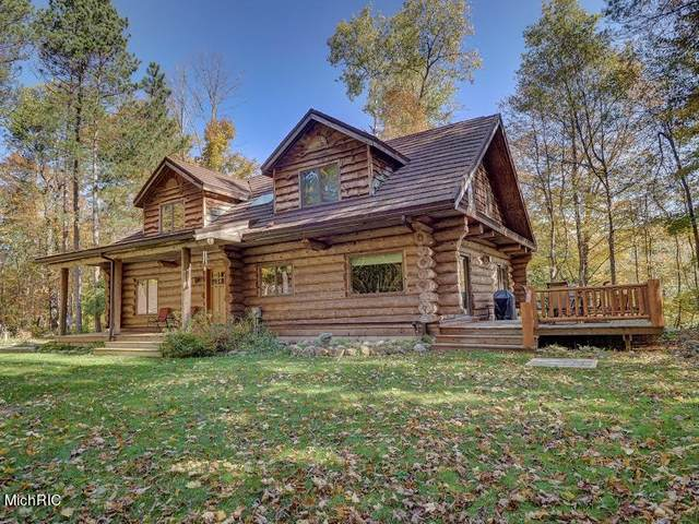 18871 Moore Road, Thompsonville, MI 49683 (MLS #21010805) :: Keller Williams Realty | Kalamazoo Market Center