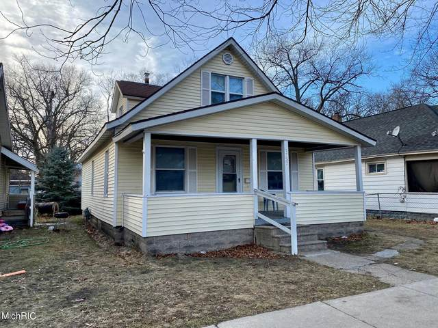 1757 Mc Ilwraith Street, Muskegon, MI 49442 (MLS #21010816) :: JH Realty Partners