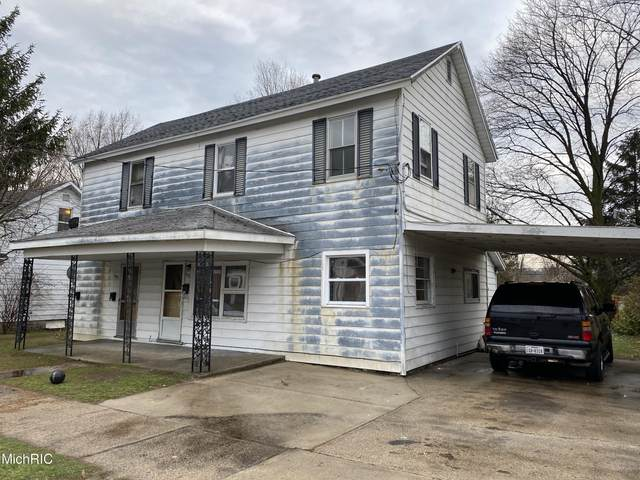 395 N Elm Street, Shelby, MI 49455 (MLS #21011027) :: Your Kzoo Agents