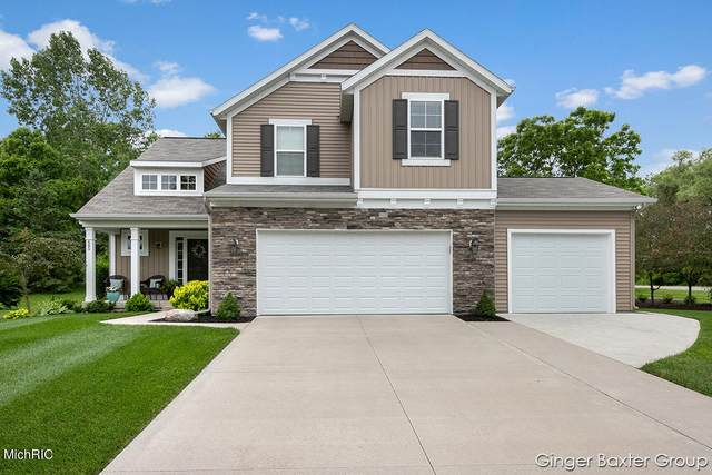 685 Rock Hollow Drive, Rockford, MI 49341 (MLS #21011133) :: Deb Stevenson Group - Greenridge Realty