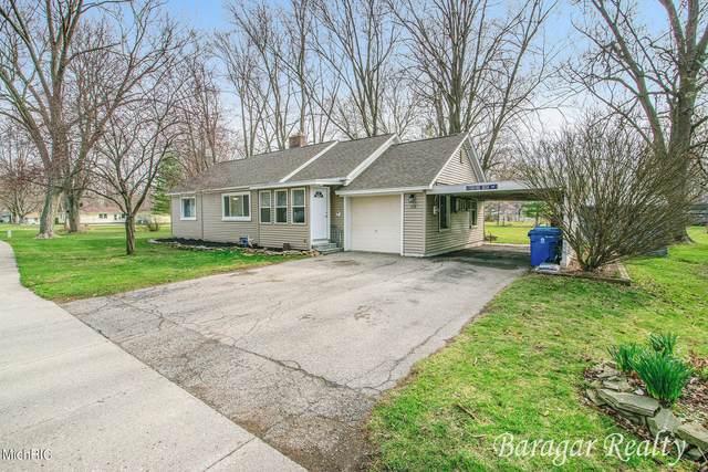 328 Park Street, Coopersville, MI 49404 (MLS #21011199) :: Ginger Baxter Group