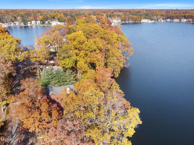 603 Treasure Island Drive, Mattawan, MI 49071 (MLS #21011213) :: Ron Ekema Team