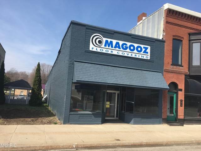175 N Michigan Avenue, Shelby, MI 49455 (MLS #21011215) :: Keller Williams Realty   Kalamazoo Market Center