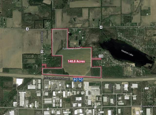 County Rd 4 & County Rd 13, Elkhart, IN 46514 (MLS #21011240) :: Keller Williams Realty | Kalamazoo Market Center