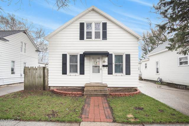 28 E 18th Street, Holland, MI 49423 (MLS #21011319) :: Keller Williams Realty | Kalamazoo Market Center