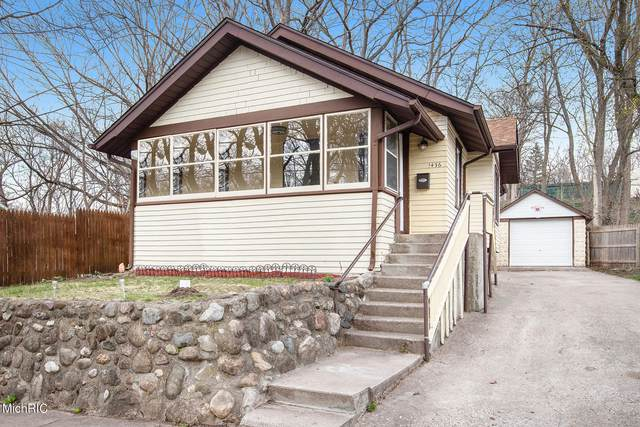 1436 Jefferson Avenue, Kalamazoo, MI 49006 (MLS #21011337) :: Keller Williams Realty | Kalamazoo Market Center
