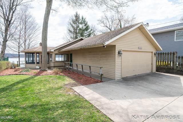 10631 Gun Lake Road, Middleville, MI 49333 (MLS #21011358) :: CENTURY 21 C. Howard