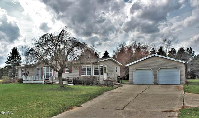 6132 S Garlock Road, Carson City, MI 48811 (MLS #21011470) :: Your Kzoo Agents