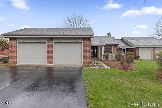 1260 Suncrest Drive NE #91, Grand Rapids, MI 49525 (MLS #21011513) :: Ginger Baxter Group