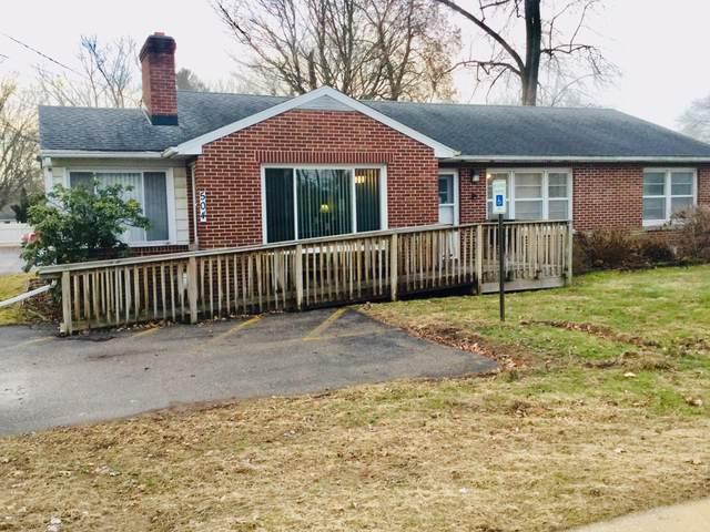 504 E Centre Avenue, Portage, MI 49002 (MLS #21011587) :: Ginger Baxter Group