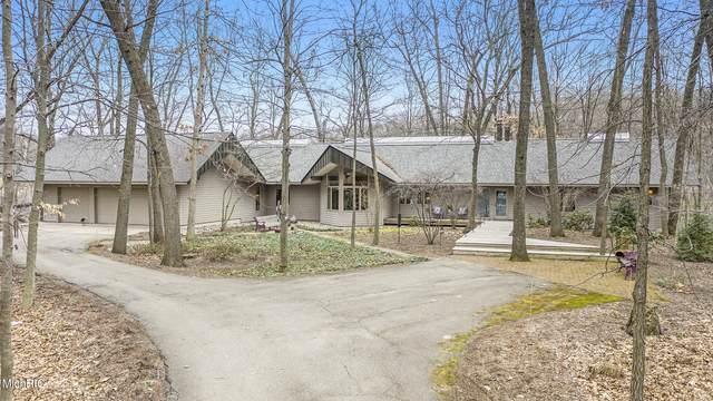 965 E Eagle Lake Drive, Kalamazoo, MI 49009 (MLS #21011600) :: Ginger Baxter Group