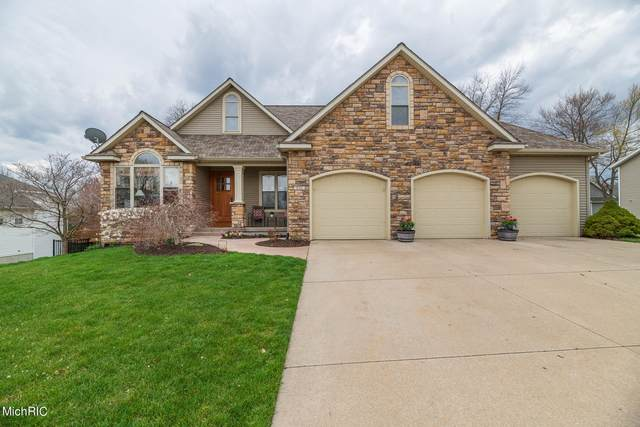 8709 Bethany Drive SW, Byron Center, MI 49315 (MLS #21011660) :: Ginger Baxter Group