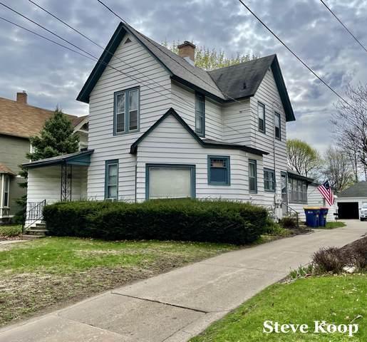 456 Crescent Street NE, Grand Rapids, MI 49503 (MLS #21011720) :: JH Realty Partners