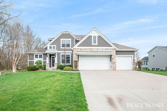 5421 Harvest Moon Court NE, Belmont, MI 49306 (MLS #21011931) :: Ginger Baxter Group