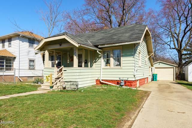 138 Yale Street, Battle Creek, MI 49017 (MLS #21011952) :: CENTURY 21 C. Howard