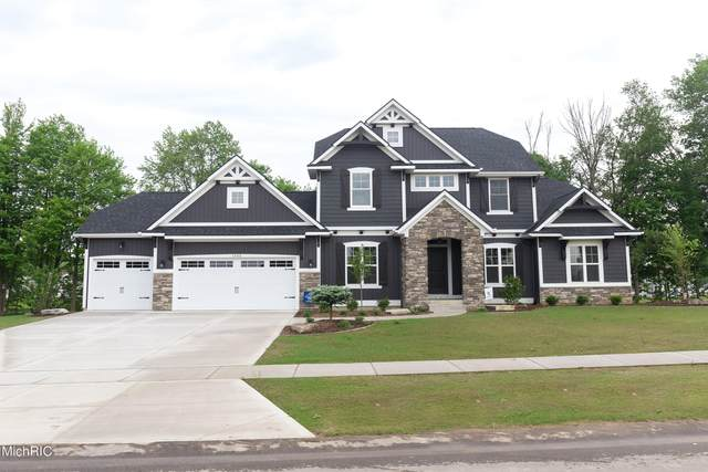 1745 Gloryfield Drive SW, Byron Center, MI 49315 (MLS #21011996) :: Ginger Baxter Group