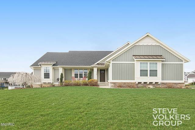 2168 Center Grange Drive, Byron Center, MI 49315 (MLS #21012013) :: Ginger Baxter Group
