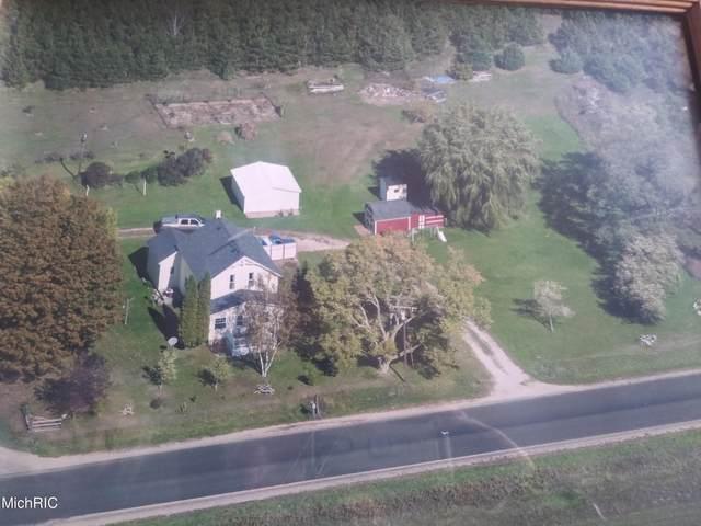 22024 Beers Road Road, Copemish, MI 49625 (MLS #21012019) :: Keller Williams Realty | Kalamazoo Market Center