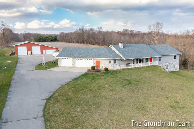 5575 108th Street, Caledonia, MI 49316 (MLS #21012022) :: Ginger Baxter Group