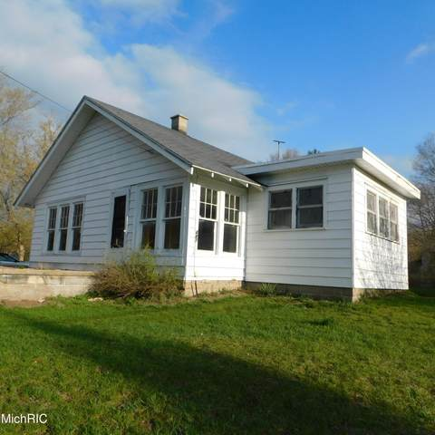 487 Cooper Street, Newaygo, MI 49337 (MLS #21012046) :: Your Kzoo Agents
