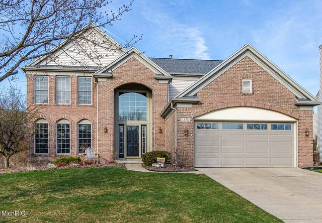 1325 Apple Creek Drive SE, Grand Rapids, MI 49546 (MLS #21012063) :: Deb Stevenson Group - Greenridge Realty