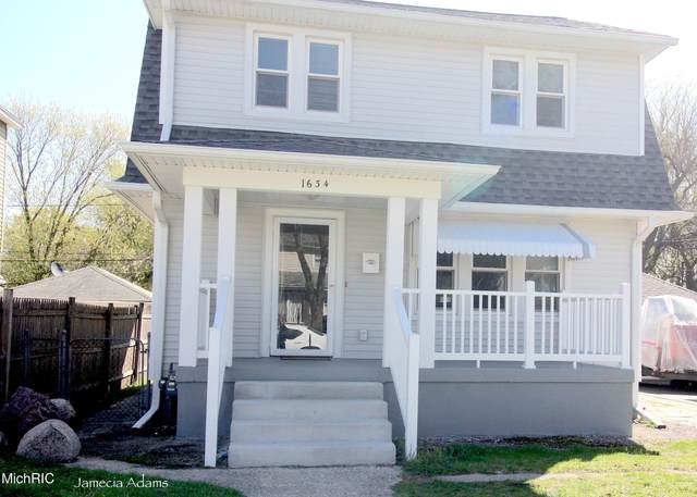 1634 Horton Avenue SE, Grand Rapids, MI 49507 (MLS #21012101) :: Deb Stevenson Group - Greenridge Realty
