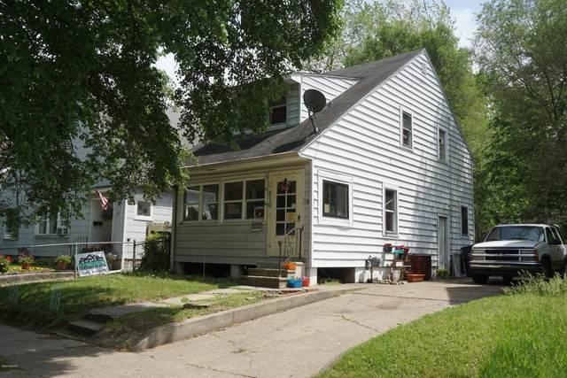 510 Reed Avenue, Kalamazoo, MI 49001 (MLS #21012209) :: JH Realty Partners