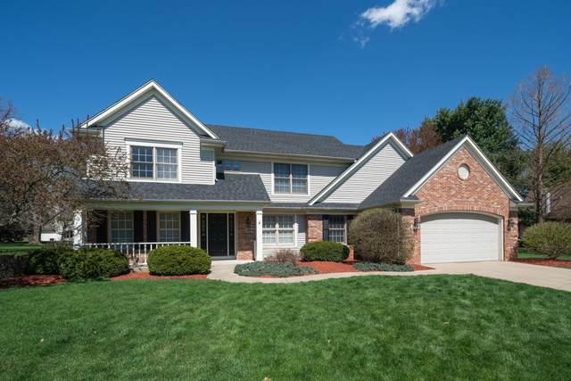 2754 Glenalmond Drive, Portage, MI 49024 (MLS #21012273) :: JH Realty Partners