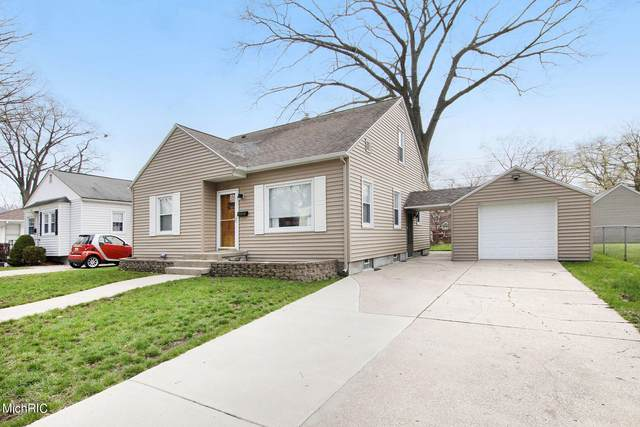 1439 Randolph Ave Avenue, Muskegon, MI 49441 (MLS #21012290) :: CENTURY 21 C. Howard