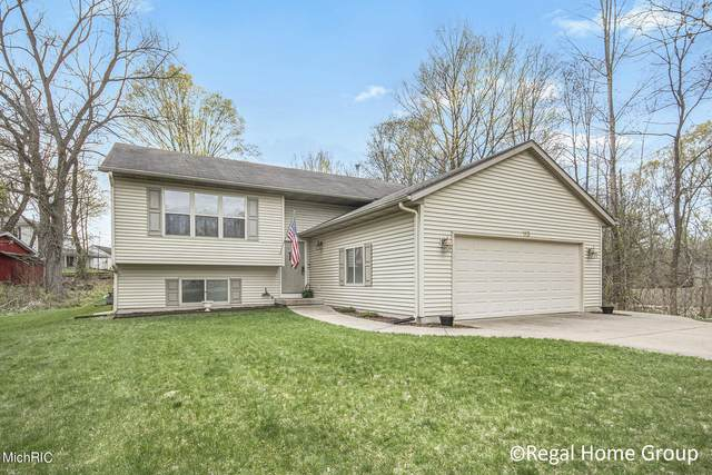 113 Summit Drive, Allegan, MI 49010 (MLS #21012305) :: Keller Williams Realty | Kalamazoo Market Center