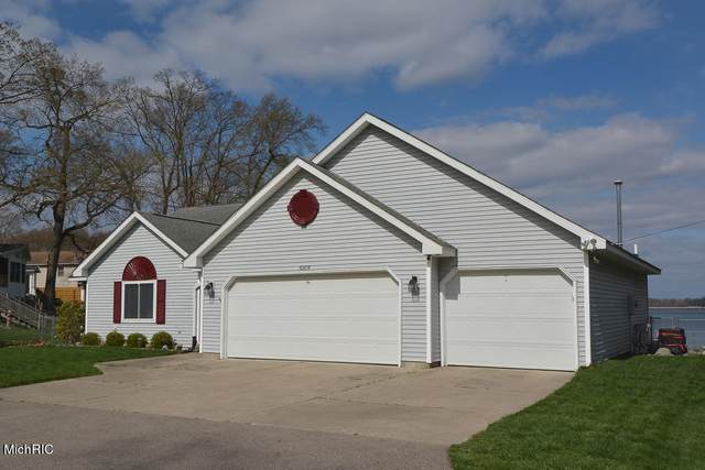 5205 Deep Point Drive, Portage, MI 49002 (MLS #21012356) :: Your Kzoo Agents