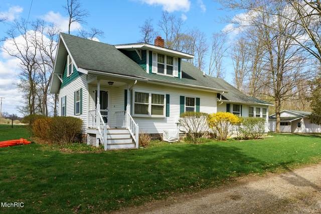 576 Hammond Road, Hastings, MI 49058 (MLS #21012383) :: Your Kzoo Agents