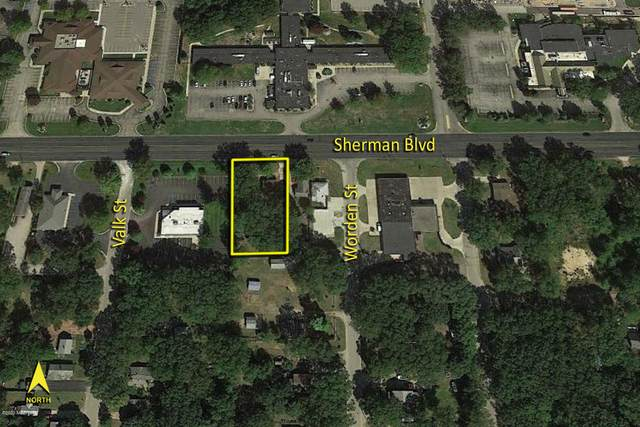 1351-1355 E Sherman Boulevard, Muskegon, MI 49444 (MLS #21012451) :: JH Realty Partners