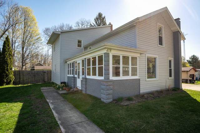 418 S Main Street, Berrien Springs, MI 49103 (MLS #21012530) :: Keller Williams Realty | Kalamazoo Market Center
