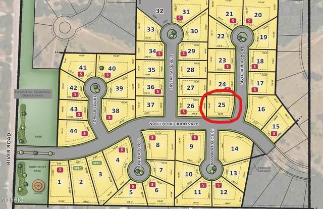 2072 River Birch Ct Court #25, Muskegon, MI 49445 (MLS #21012592) :: CENTURY 21 C. Howard
