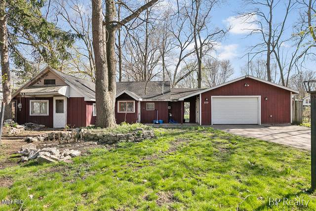 829 Wilson Avenue, Muskegon, MI 49441 (MLS #21012608) :: JH Realty Partners
