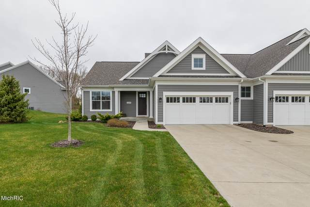 2264 Whisper Rock Trail, Portage, MI 49024 (MLS #21012626) :: Your Kzoo Agents