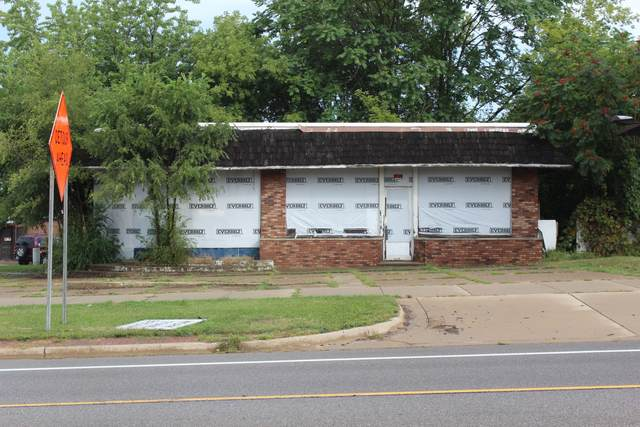 415 E Main Street, Benton Harbor, MI 49022 (MLS #21012715) :: JH Realty Partners