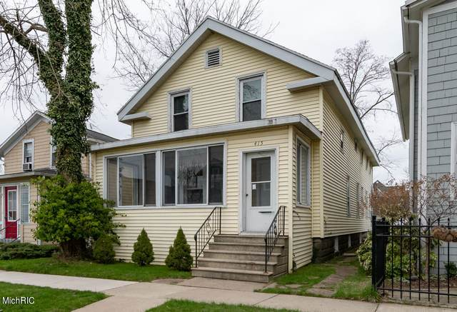 415 Court Street, St. Joseph, MI 49085 (MLS #21012719) :: CENTURY 21 C. Howard