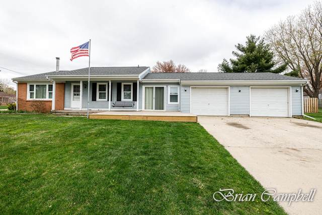 502 Arthur Court, Middleville, MI 49333 (MLS #21012732) :: CENTURY 21 C. Howard