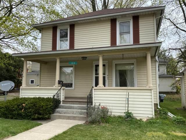 117 S Sycamore Street, Marshall, MI 49068 (MLS #21012993) :: Ron Ekema Team