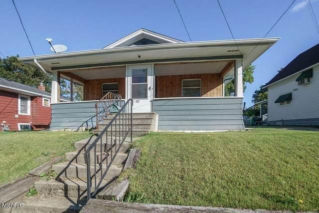 83 Bryant Street, Battle Creek, MI 49017 (MLS #21013033) :: Ron Ekema Team