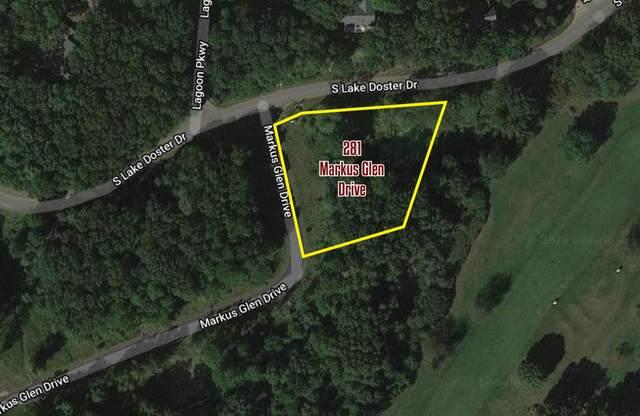 281 Markus Glen Drive, Plainwell, MI 49080 (MLS #21013106) :: Keller Williams Realty | Kalamazoo Market Center