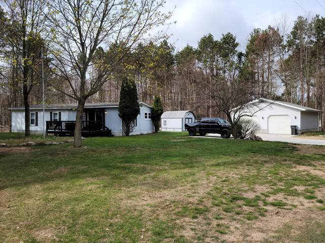 7885 W Fox Road, Mears, MI 49436 (MLS #21013146) :: Your Kzoo Agents