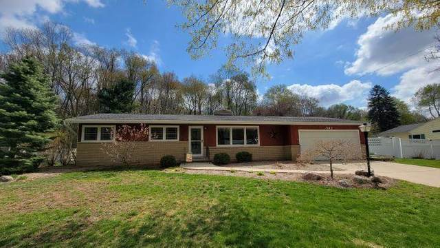 542 Hill Road, Marshall, MI 49068 (MLS #21013181) :: Your Kzoo Agents