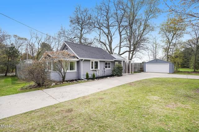40 6 Mile Road NE, Comstock Park, MI 49321 (MLS #21013184) :: JH Realty Partners