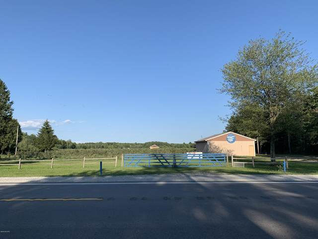 4080 Holton Road, Muskegon, MI 49445 (MLS #21013198) :: Your Kzoo Agents
