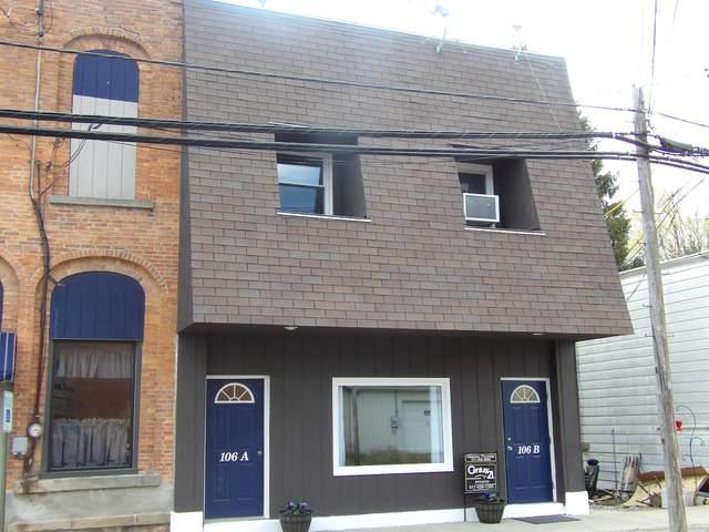 106 N Talbot Street, Addison, MI 49220 (MLS #21013255) :: Keller Williams Realty | Kalamazoo Market Center