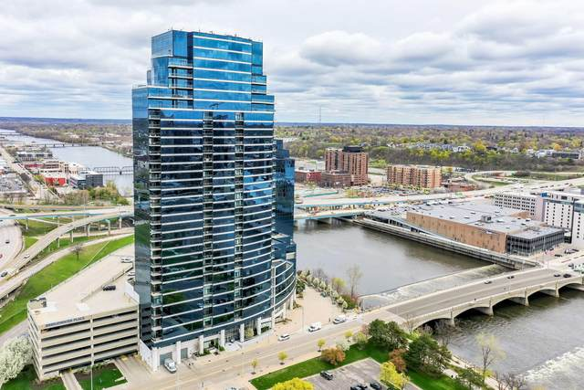 335 Bridge Street NW #1407, Grand Rapids, MI 49504 (MLS #21013267) :: JH Realty Partners